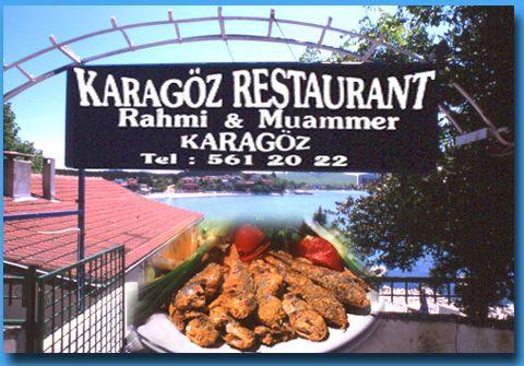 Kerpe Karagöz Restaurant